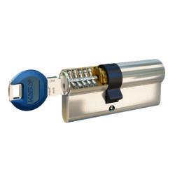 Schließzylinder mit Wendeschlüsseln